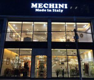 Mechini New Flagship Store In Shangai Opens Today